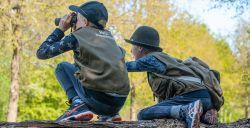 Natuurtochten voor kinderen