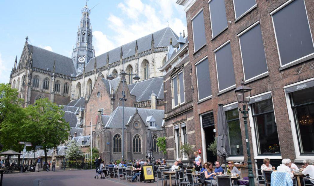 Haarlem is een perfecte stad voor een dagje weg. Foto: DagjeWeg.NL.