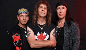 Anvil + Special Guest + Supports