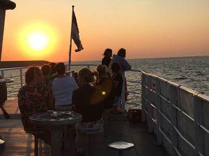 Schip ahoy! Varen en feestjes op de MS Tender