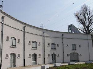 Foto: Fort Liefkenshoek.