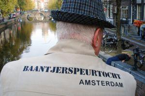 Lossen jullie het misdrijf op? Foto: Amsterdam Excursies