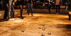 Trend: jeu de boules bars