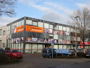 Het is dé plek om je creativiteit te uiten. Foto: DagjeWeg.NL