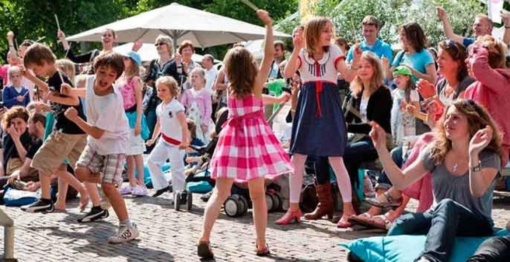 Klassieke muziek is leuk voor iedereen van 0 tot 100 jaar! Foto: Theo Bos, Festival Classique