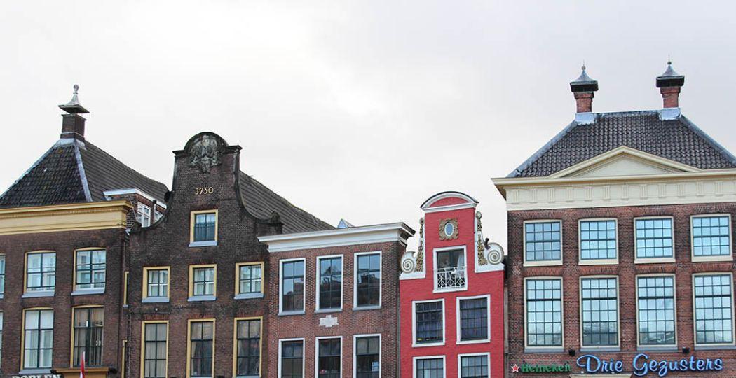 De allerleukste winkelstraat van 2016 vind je in Groningen, vlakbij de Grote Markt. Foto: Redactie DagjeWeg.NL.