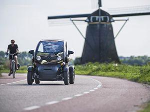 Renzy: elektrische GPS Tours
