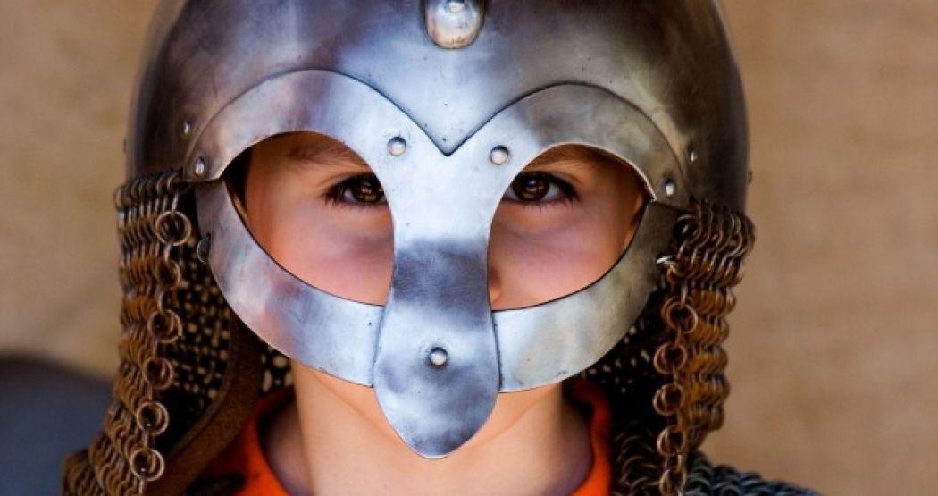 Sta oog in oog met een Viking of word er zelf één! Foto: Eindhoven Museum