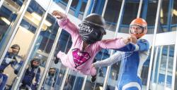 Nieuw: indoor skydiven met virtual reality