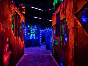 Foto: The Portal Lasergame © Remco Cruisbergh.