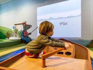 Foto: Literatuurmuseum & Kinderboekenmuseum © Mike Bink.