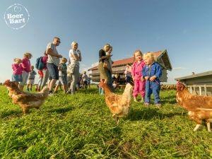 Foto: Boer Bart Speelboerderij.