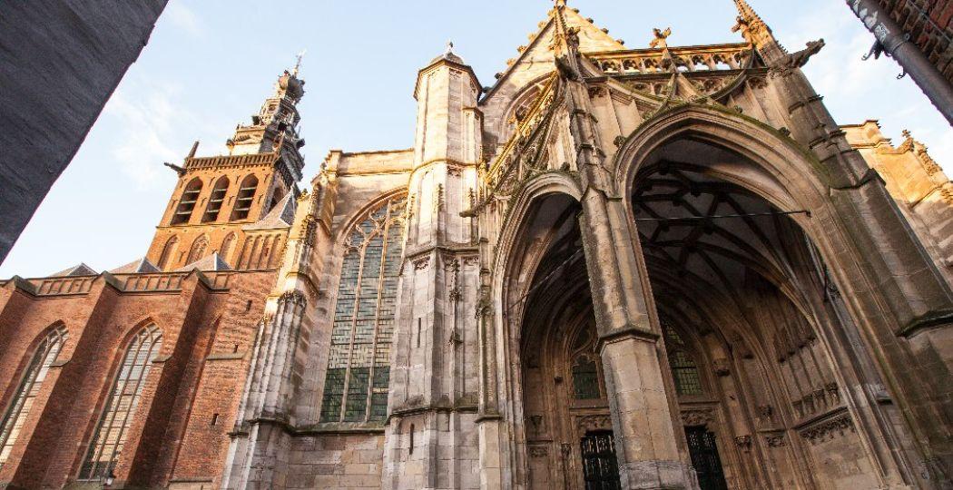 Bezoek de Stevenskerk in Nijmegen. Foto: Patrick van Bree / Stichting Stevenskerk
