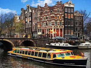 Ontdek Amsterdam vanaf het water. Foto: Amsterdam Circle Line