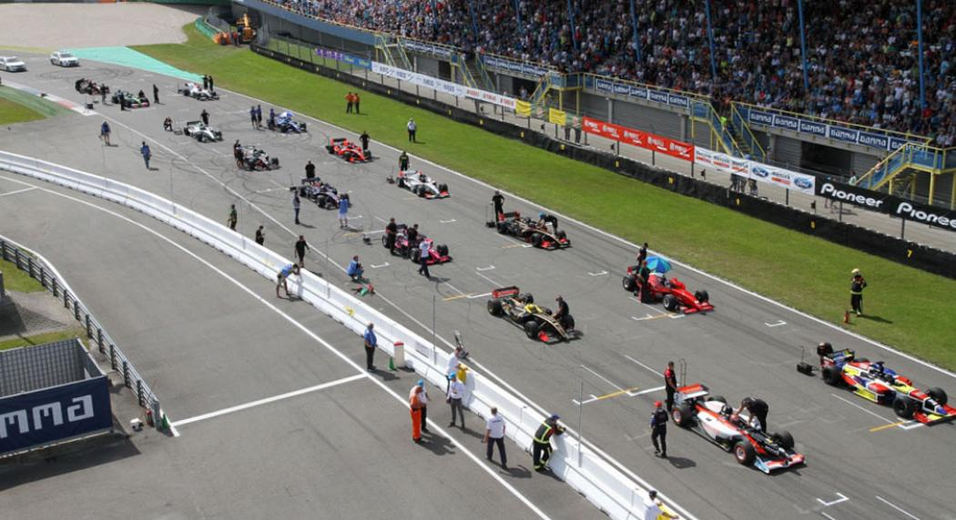 Neem plaats op de tribune van het TT Circuit in Assen. Foto: rechtenvrij, persbericht van GAMMA Racing Day