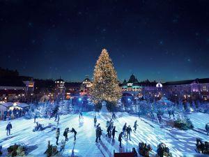 Een sprookje: Phantasialand Wintertraum.
