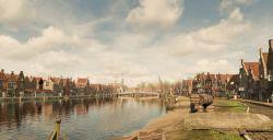 Zo was Rotterdam in 1620