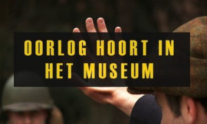 Raak verzeild in een bombardement in Oorlogsmuseum Overloon