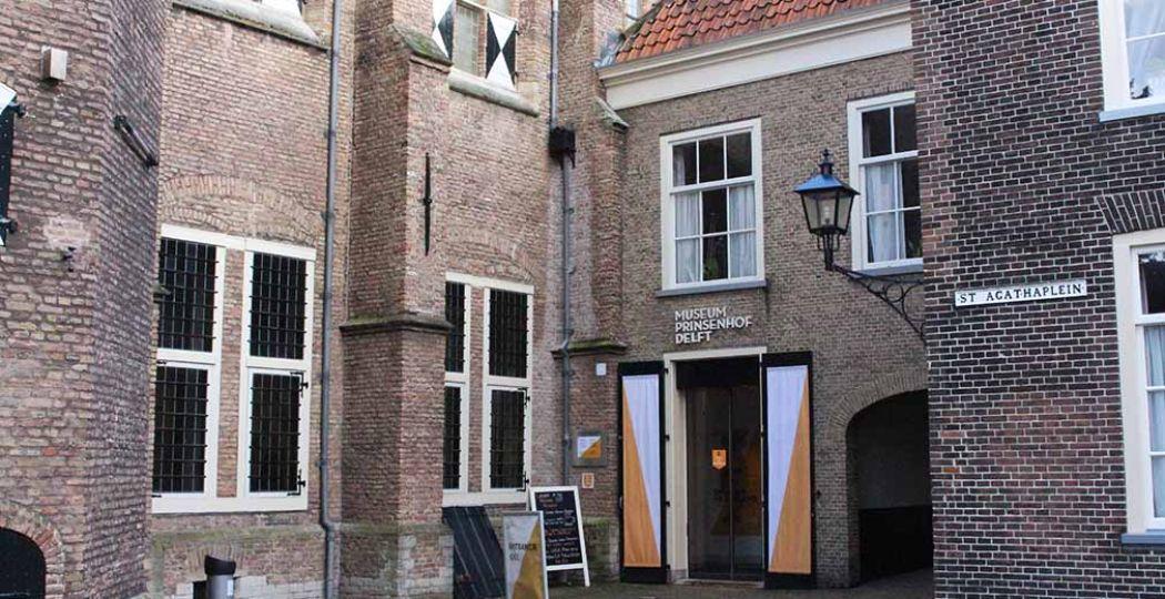 Alleen het gebouw van het museum straalt al rijke geschiedenis uit. Foto: DagjeWeg.NL.