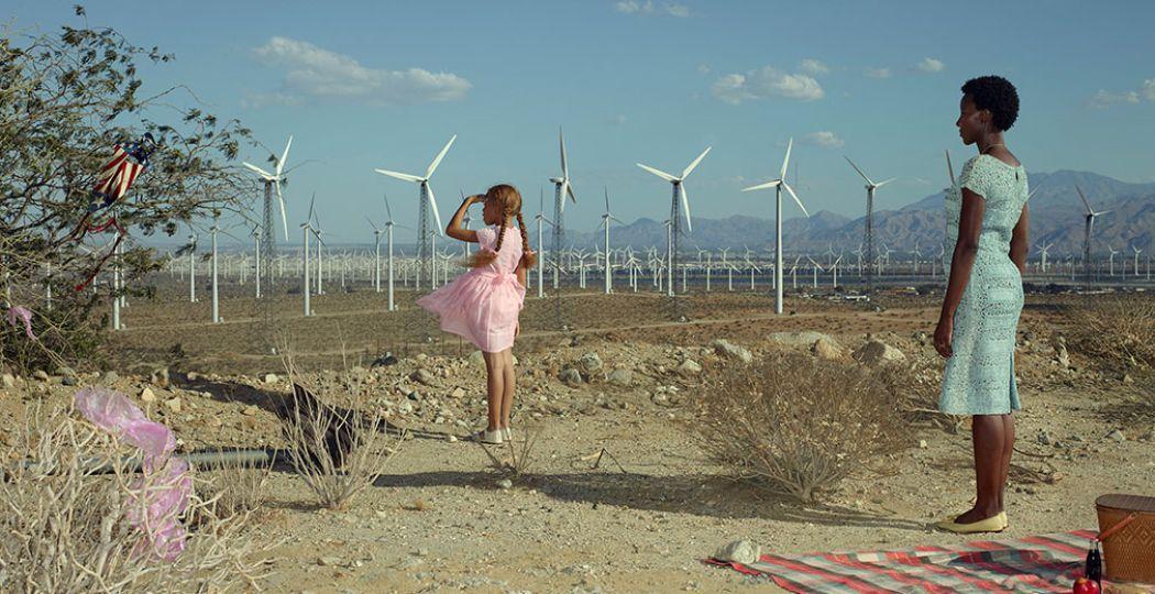 Erwin Olaf, Palm Springs, The Kite, 2018. Foto: Courtesy Flatland Gallery © Erwin Olaf