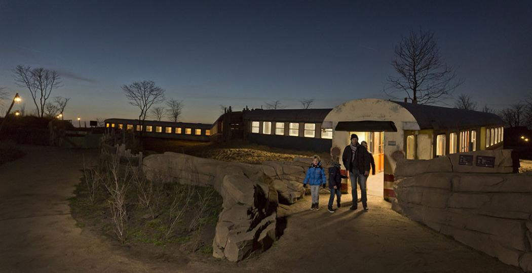 Maak nachtelijke wandelingen door WILDLANDS en doe mee aan workshops. Foto: copyrights WILDLANDS.