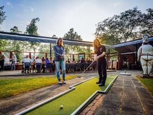 Foto: Midget Golfbaan Parkhaven.