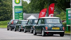 Mini Cooper Tour door de Drentse Hooglanden