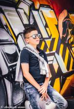 Stoere Graffiti Fotoshoot Evenement
