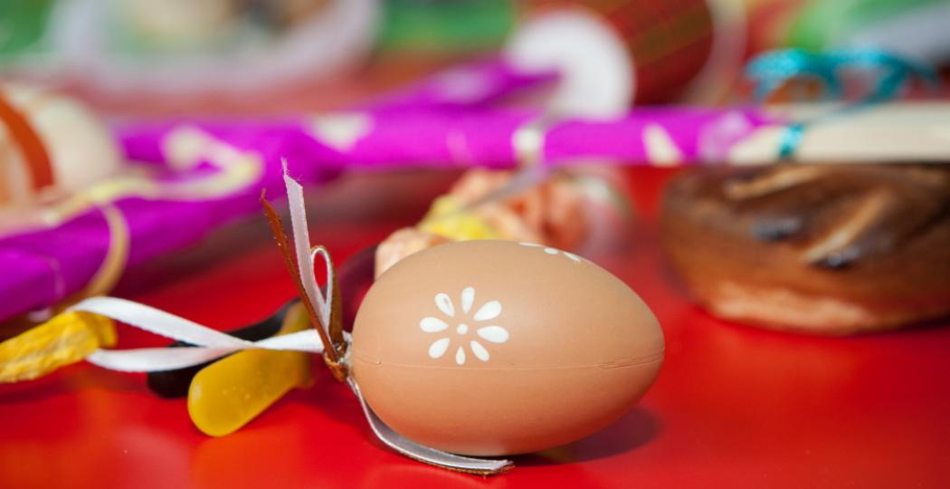 Waarom zoeken we eieren met Pasen? En wat is Pesach precies? Ontdek het met Weet wat je viert. Foto: Museum Catharijneconvent © Rick Huizinga.