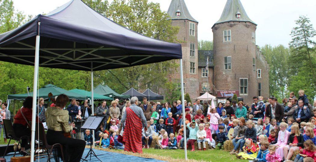 Ook de Dag van het Kasteel was populair op DagjeWeg.NL.