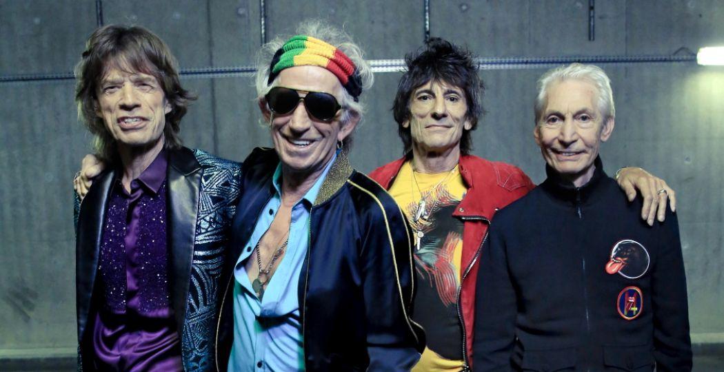 Reis mee door de geschiedenis van de band, de muziekindustrie en de popcultuur in The Rolling Stones - Unzipped. Foto bijgesneden voor DagjeWeg.NL. Bron: Groninger Museum. Foto: Claude Gassian.