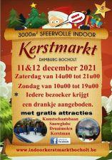 Indoor Kerstmarkt Bocholt