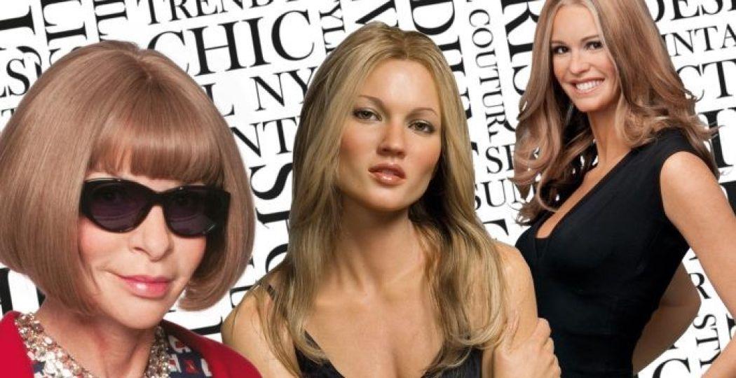 Fashion Show: steel de show op de catwalk! Foto: Madame Tussauds