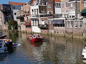 Rondvaart De Dordtevaer