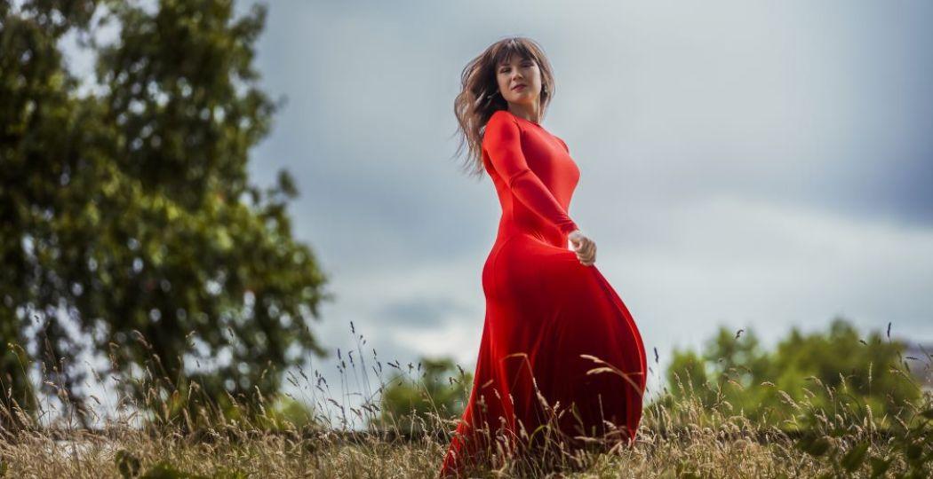 Meesterpianiste Anna Fedorova komt naar Ede. Foto: Marco Borggreve