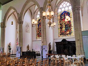 Sint Gertrudiskerk en De Peperbus