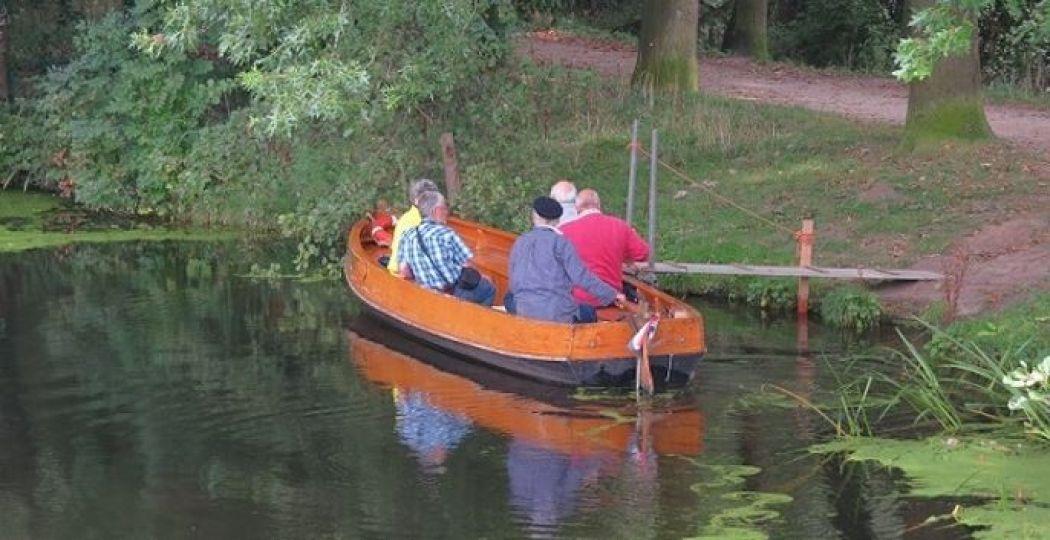Verken Zutphen vanaf het water met een fluisterboot! Foto: Fluisterboten Zutphen