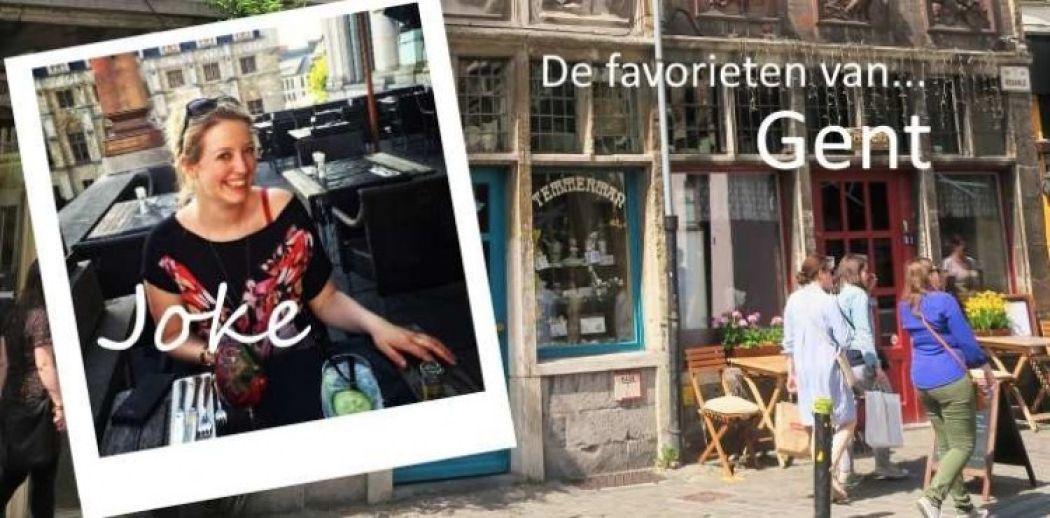 Op citytrip door Gent met een echte local! Foto's: Joke Staelens.