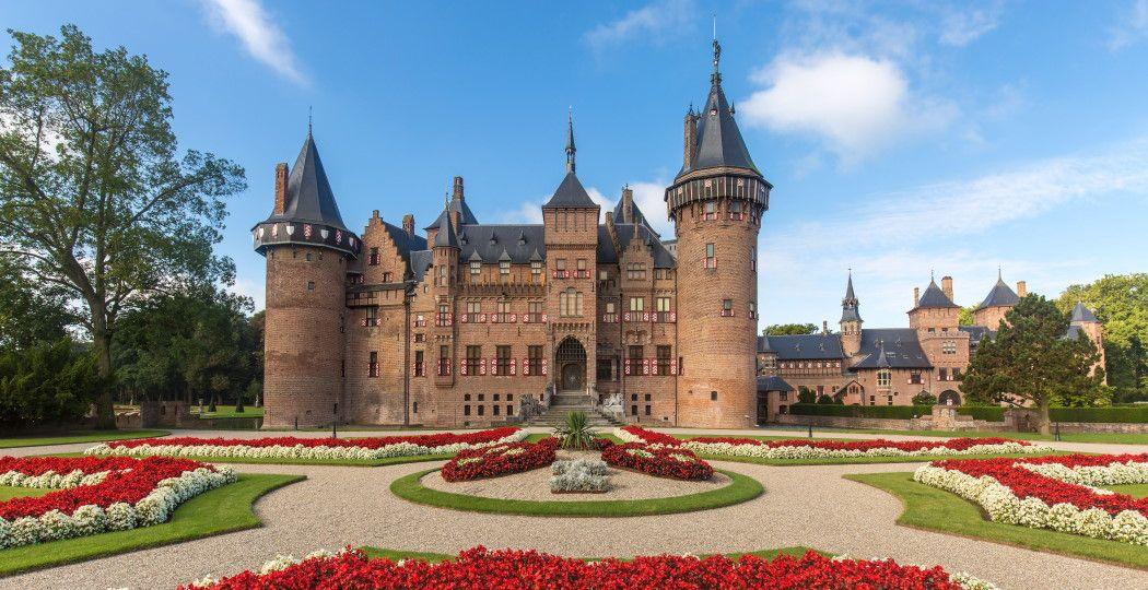 Het meest luxueuze kasteel van Nederland: de Utrechtse nummer 1. Foto: Kasteel de Haar