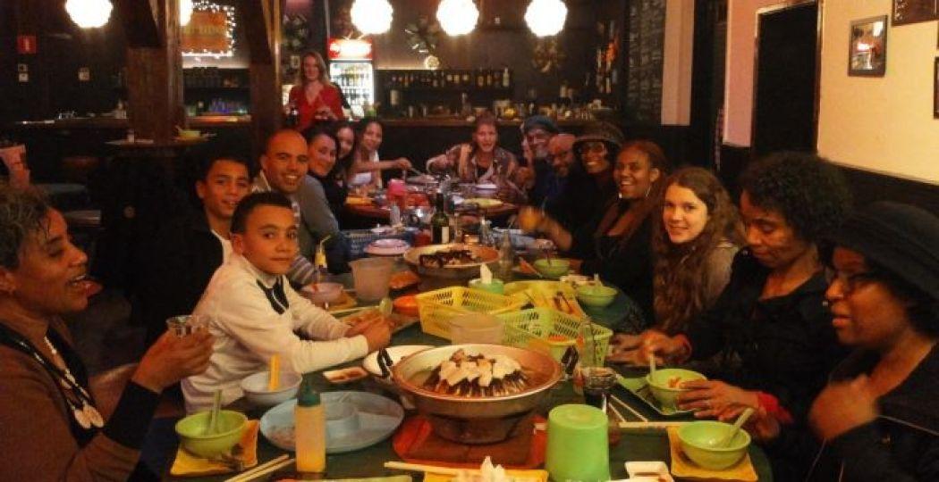 Geniet samen van een echt Thais eetfeest! Foto: ABBQ