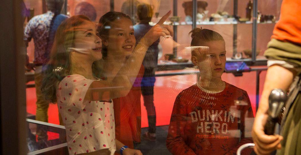 In Huis van Hilde in Castricum opent zaterdag de expositie 'Op zoek naar ridders en kastelen in Noord-Holland'. Wie zoekt mee? Foto: Huis van Hilde / Bas Beentjes