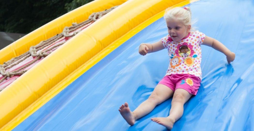 Volop speelplezier - met korting - bij Amusementspark Tivoli. Foto: Amusementspark Tivoli.