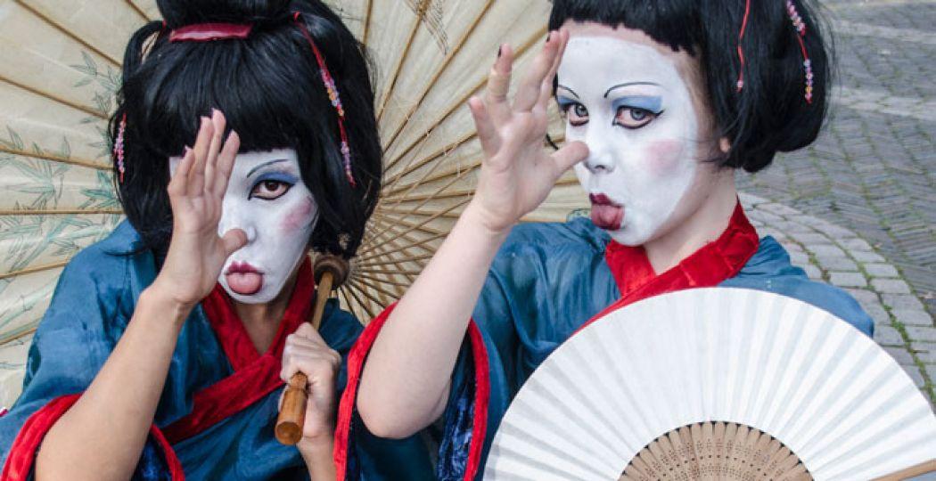 Ook kinderen mogen meedoen. Bekijk alle KIDS Statues in het Odapark. Foto: Debby Gosselink.