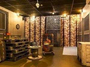 Ontsnap uit de Elevator Room. Foto: Escape Mission Eindhoven.
