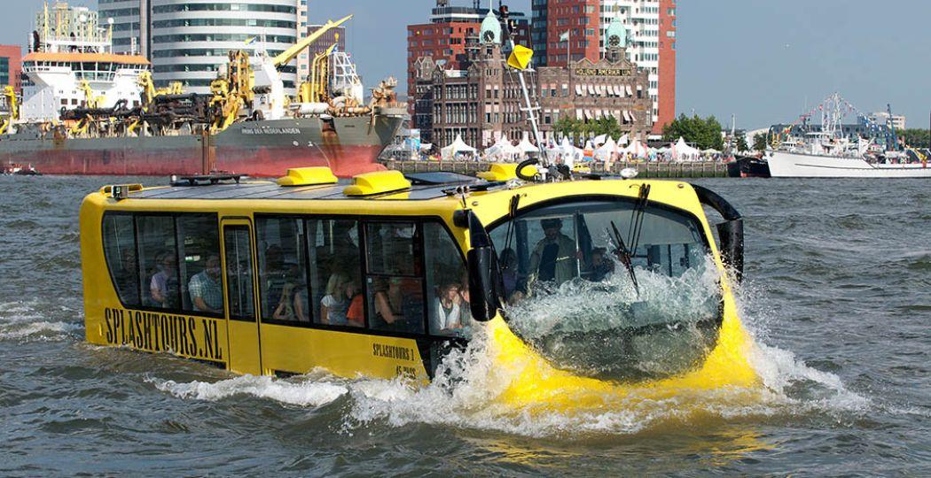 Foto: Splashtours Rotterdam.