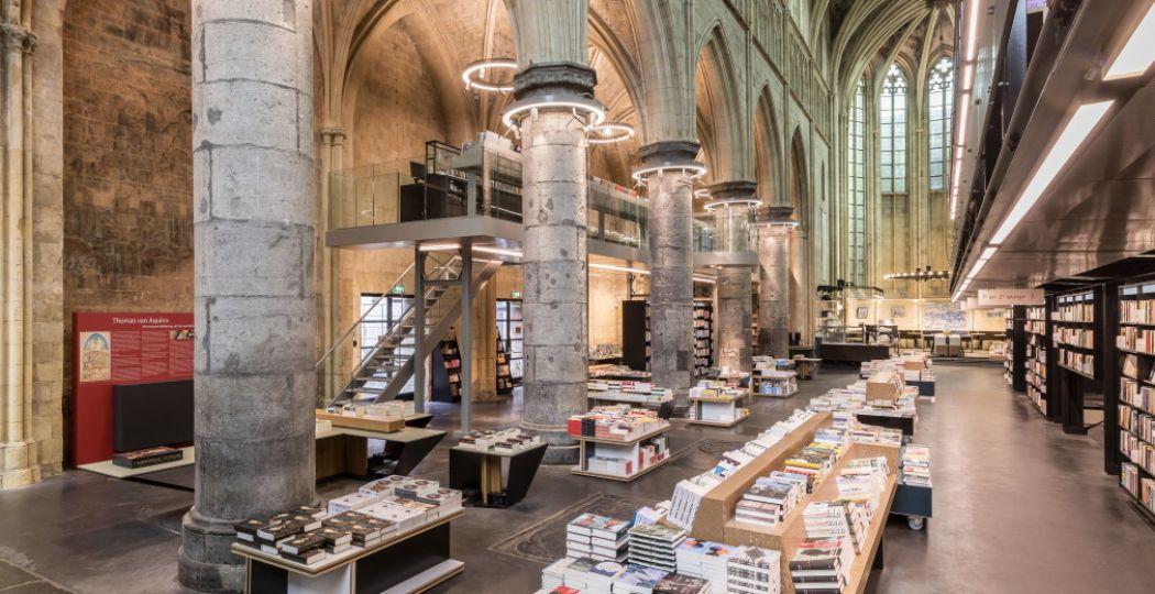 De Dominicanenkerk in Maastricht. Foto: Dominicanenkerk © Etienne van Sloun.