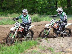 Fun en actie: crossen met elektrische motors