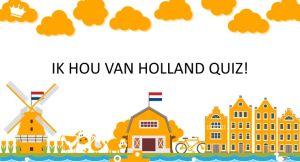 Gek op Holland Quiz