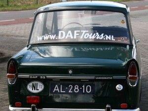 Touren door de Achterhoek. Foto: DAFtours.