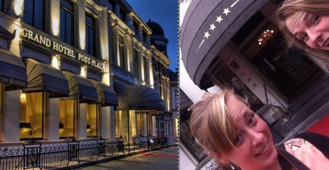 In viersterrenhotel Grand Hotel Post Plaza geniet je, net als de redactie van DagjeWeg.NL, gegarandeerd van een heerlijk verblijf.